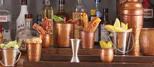 Moscow Mule - Copper Barware