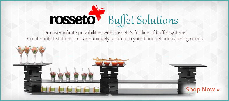 Buffets by Rosseto