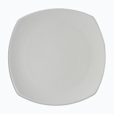 Tria Square Plate Bone China, 12""